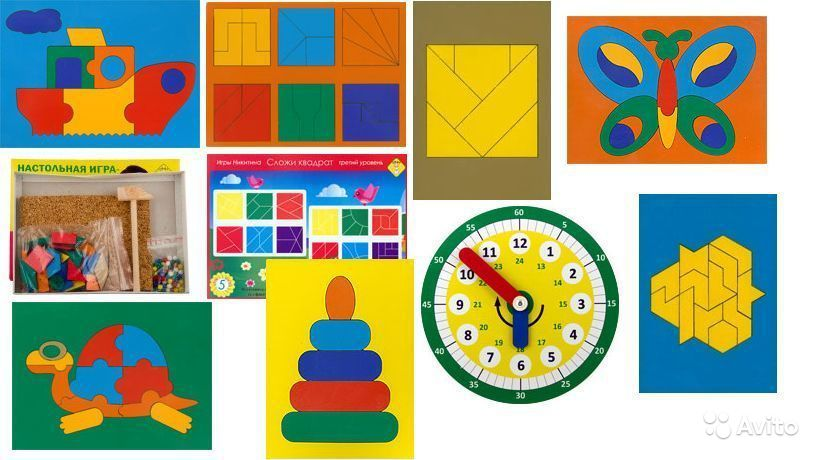 развивающие игры для детей 4 лет скачать