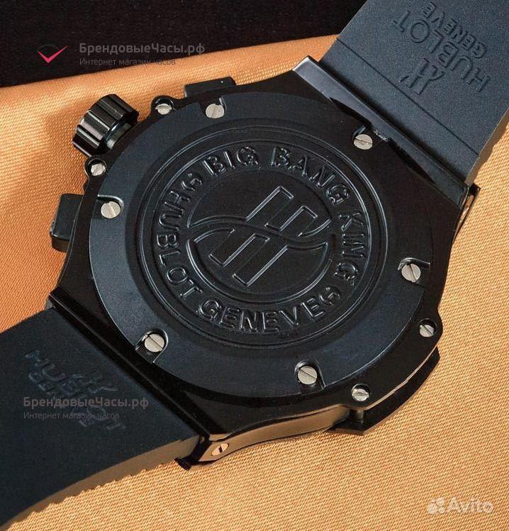 Копии часов Мужские Hublot Хублот Купить наручные часы