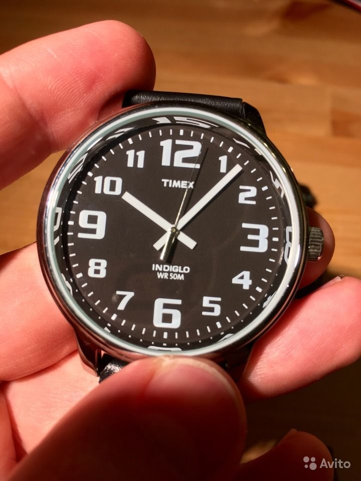 Timex expedition indiglo WR100M watch eBay
