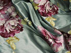 Ткань для штор вышивка 41