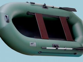 гребную лодку паллада