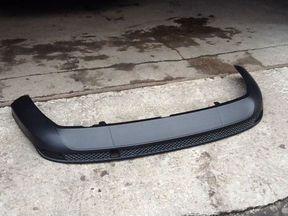 Замена Юбки Переднего Бампера Ford Focus