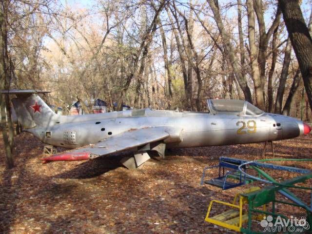 Планер самолета Л-29 купить в Волгоградской области на Avito