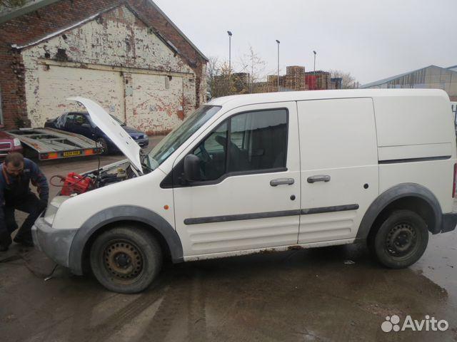 Форд транзит б у запчасти москве 6 фотография