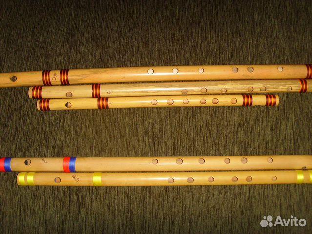 Музыкальные инструменты из бамбука своими руками 35