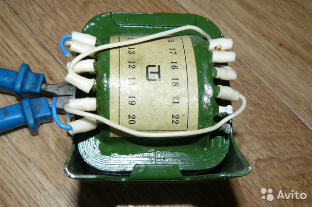 Трансформатор тпп-287
