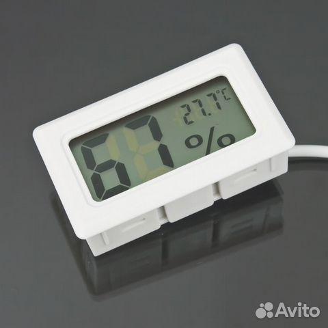 Гигрометр температуры и влажности