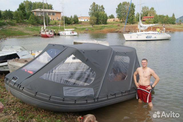 ходовые тенты на лодки пвх в нижнем новгороде