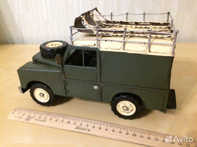Модель Land Rover купить 1