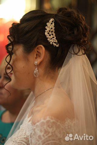 вечерние и свадебные прически онлайн