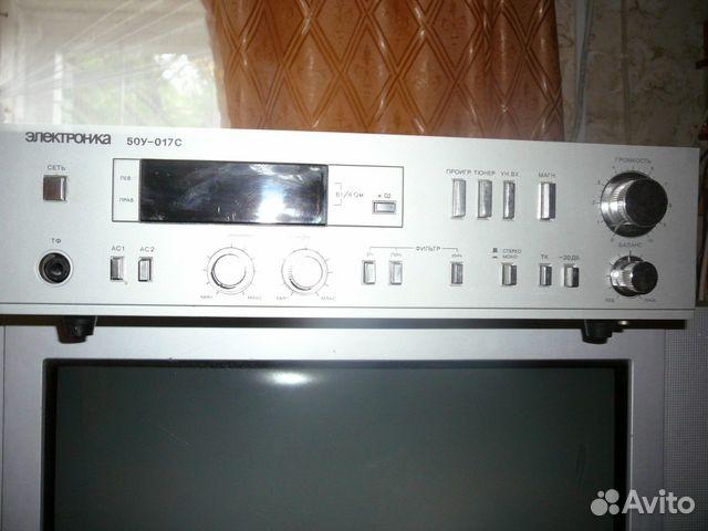 Электроника 50у-017с.