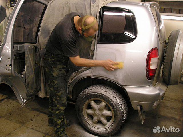 Авто ремонт своими руками нива шевроле 28
