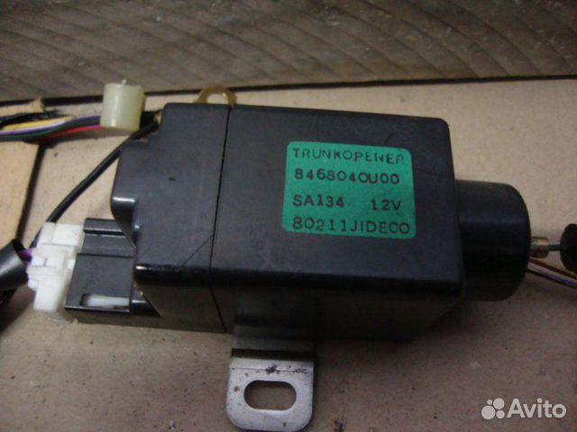 Разборка NISSAN (Ниссан) Активатор замка багажника NISSAN Maxima A32 94-00.