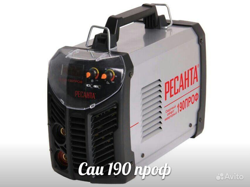 Сварочный аппарат саи-190проф