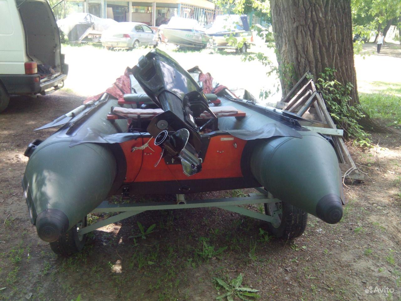 купить мотор на лодку бу в саратове
