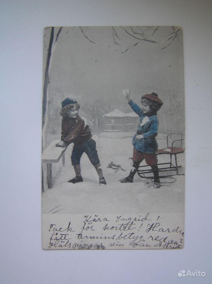 Старые открытки финляндии, открытки
