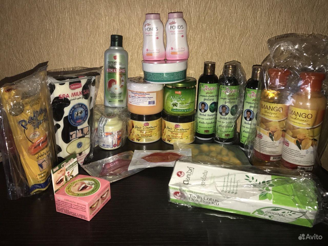 Тайская косметика купить в хабаровске купить косметику давинес в москве