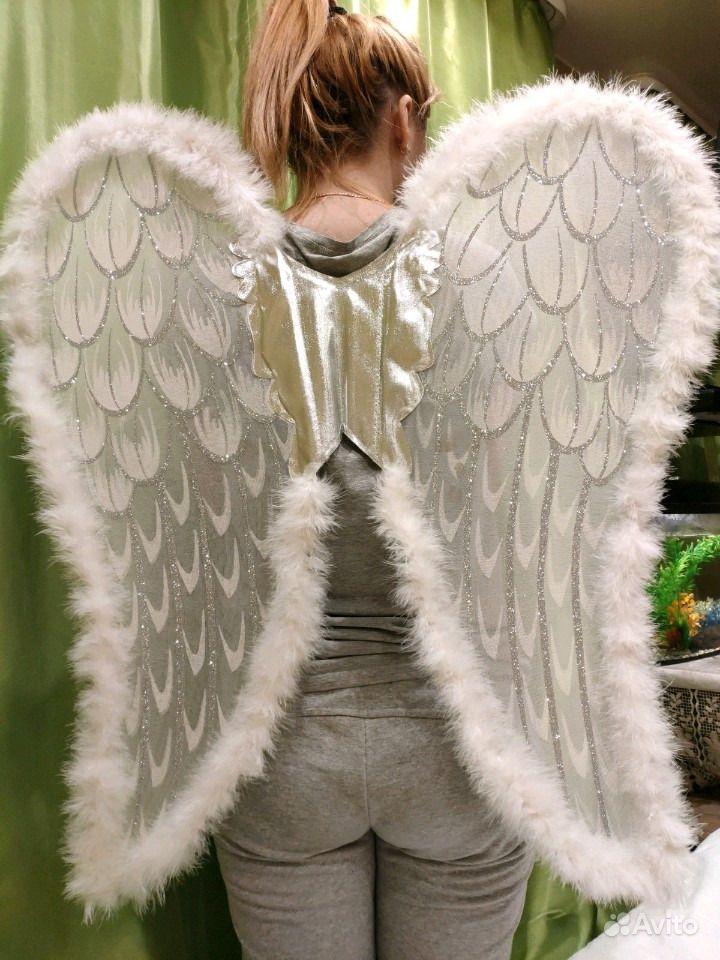 Картинки крыльев ангела на одежде