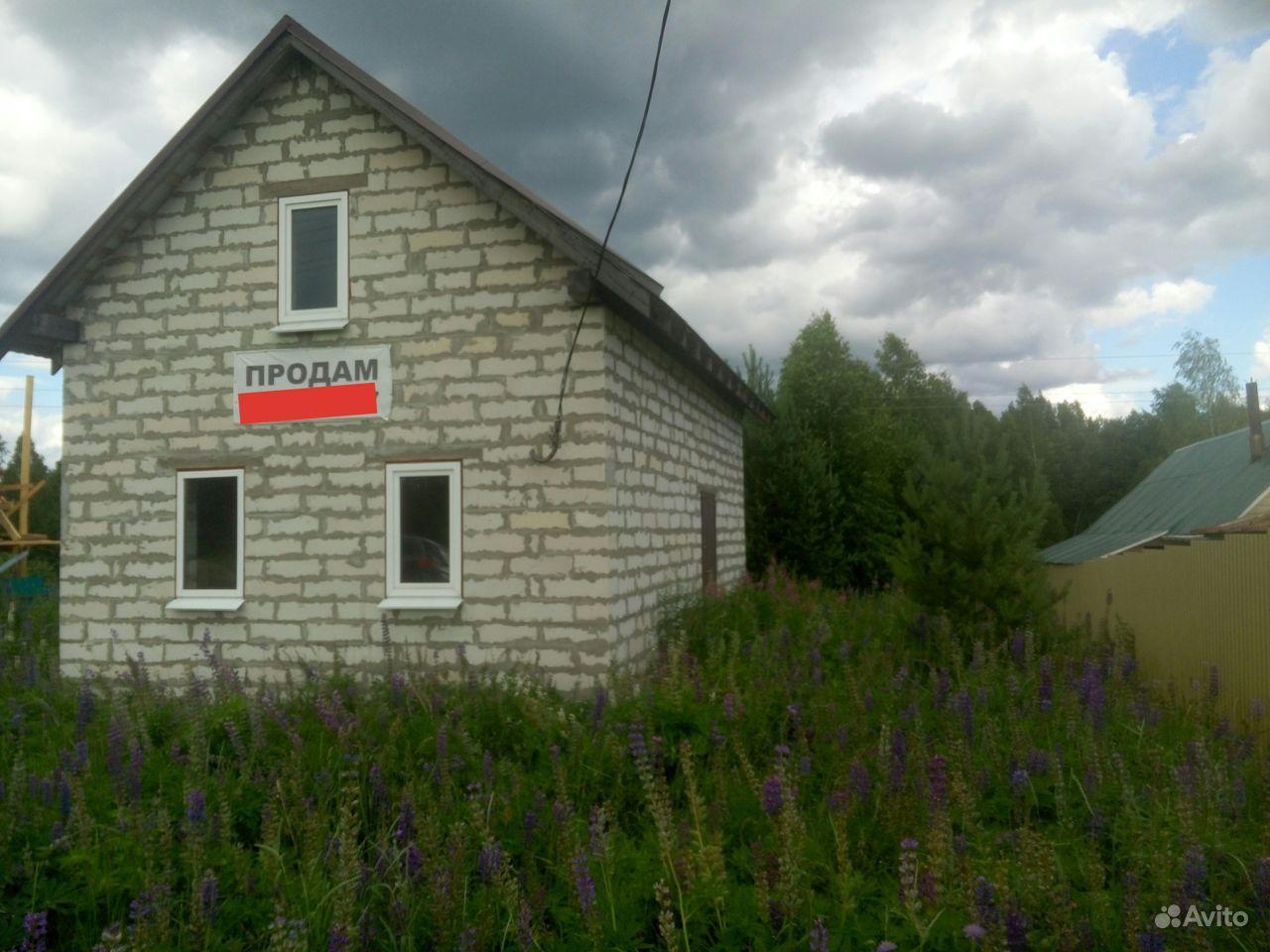 Недвижимость Дома, дачи, коттеджи / Дом 70.9 м² на участке 10 сот.