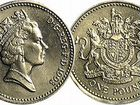 United Kingdom 1 pound 1983 год