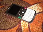 Alcatel OT800 Chrome