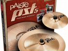 Комплект тарелок Paiste PST 5 Effects Pack 10/18