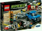 Lego Speed Champions 75875 Ford F150 Ford A (новый