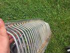 Решетка радиатора газ 2401