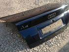 Audi a4 b5 крышка багажника