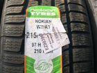 Nokian Wr A3 новые 2шт