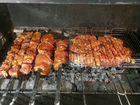 Шашлык - это к нам Жарим любое мясо, рыбу,овощи