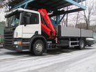 Манипулятор Scania P230