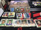 Спортивные наклейки euro 96 Panini
