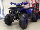 Квадроцикл Avantis Хантер 8 синий NEW