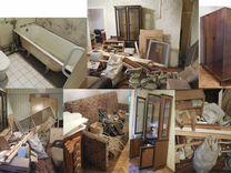 Утилизация мебели, техники. Вывоз