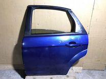 Дверь Форд Фокус 2 задняя левая