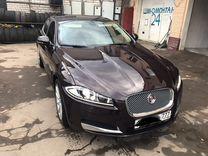 Jaguar XF, 2014 г., Москва