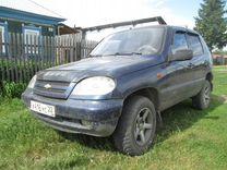 Chevrolet Niva, 2007 г., Новосибирск