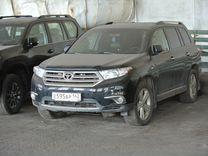 Toyota Highlander, 2011 г., Кемерово