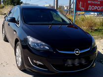 Opel Astra, 2014 г., Симферополь