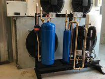 Холодильный агрегат Данфос (Danfoss)