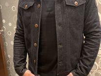 Куртка джинсовая Trussardi утеплённая