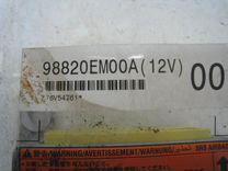 Блок управления AIR BAG Nissan Tiida C11