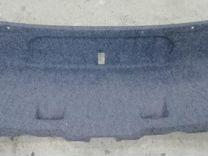 Обшивка крышки багажника BMW E46