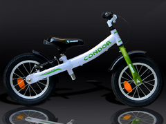 Беговелы Condor Full air (green) New