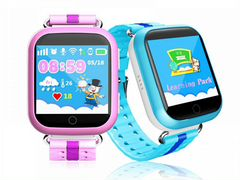 Детские GPS часы Smart Baby Watch Q100, GW200S