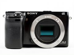 Sony Alpha NEX-7 body