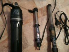 Продается 2 водонагревателя и компрессор и щетка д