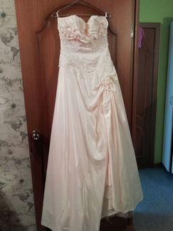 Платье свадебное объявление продам