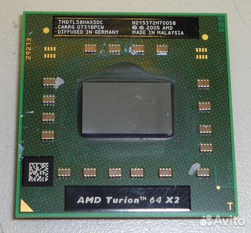 процессор amd turion 64 mk-36: